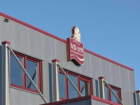 GG Sign gevelbelettering VD-119