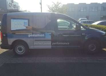 Bestickering Pneuman