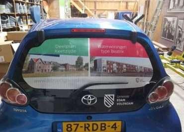 Bestickering Gemeente Edam-Volendam