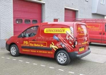 Bestickering Piet Butter BV