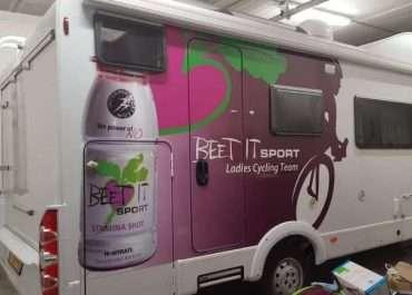 Bestickering Beet It Sport