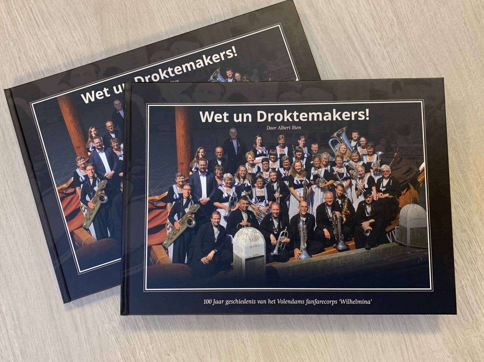 Wet un Droktemakers!