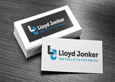 Ontwerp logo Lloyd Jonker