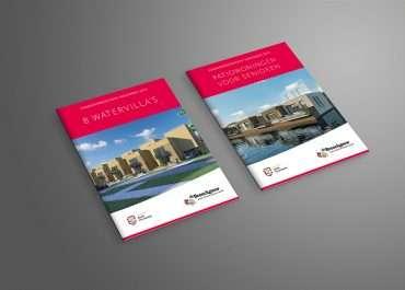 Brochures bouwmarkt 'de Broeckgouw'