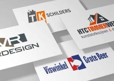 Nieuw ontwikkelde logo ontwerpen